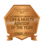 2017 Life Insurance Broker of the Year