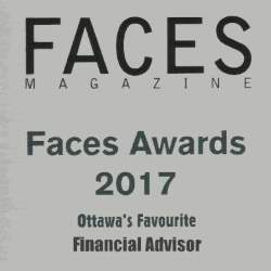 2017 Faces Awards Financial Advisor & Customer Service