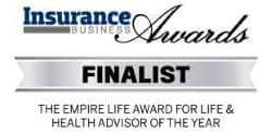 Life Insurance Broker of the Year